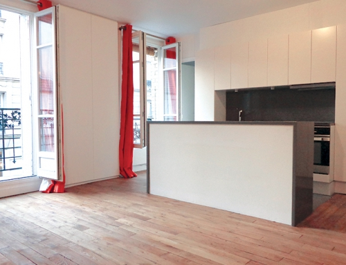Appartement / T2 37m²