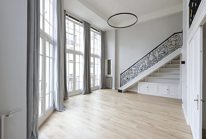 Duplex architecture intérieure