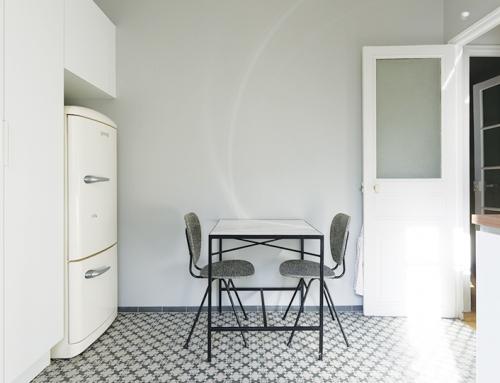 Appartement / T6 130m²